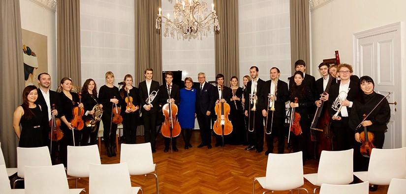 Konzertabend der Berliner Philharmoniker   Ira Schwarz