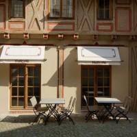 Hofcafé am Potsdam