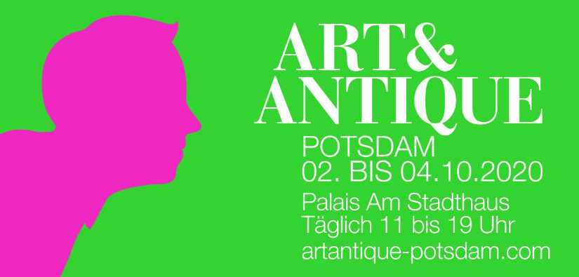 Messe Art&Antique Palais Am Stadthaus Potsdam